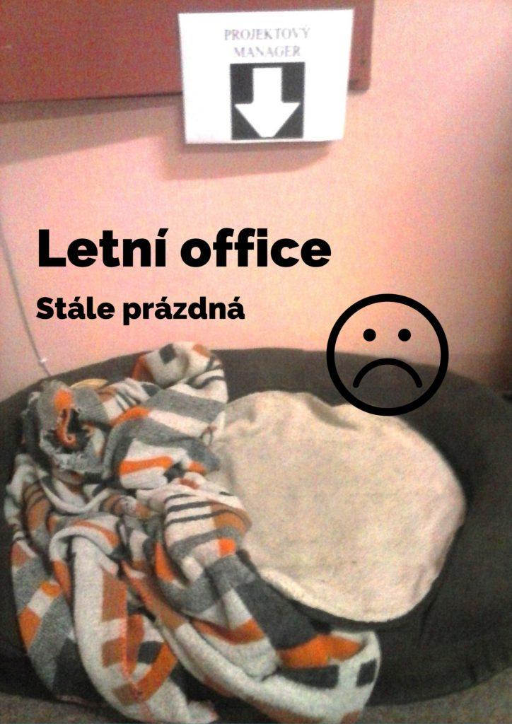Letní kancelář