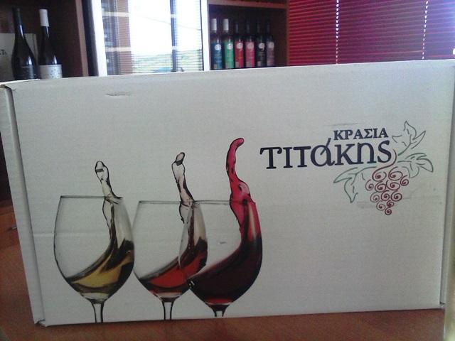 Vinařství Titakis_1