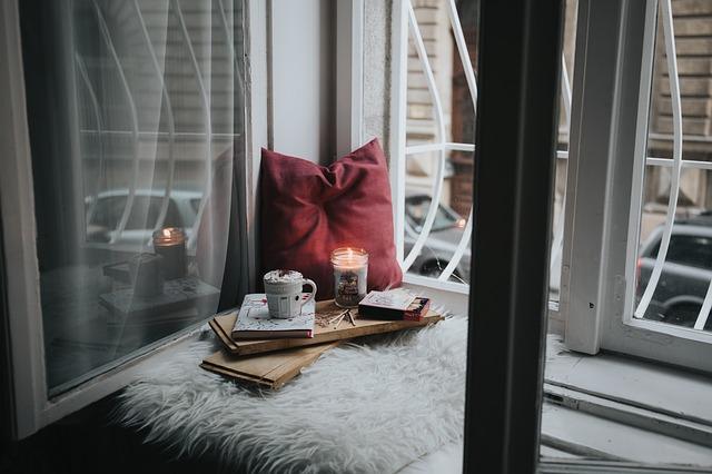 Četba v okně