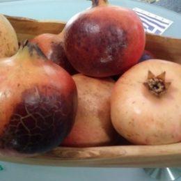 Granátové jablko jako náhledový obrázek